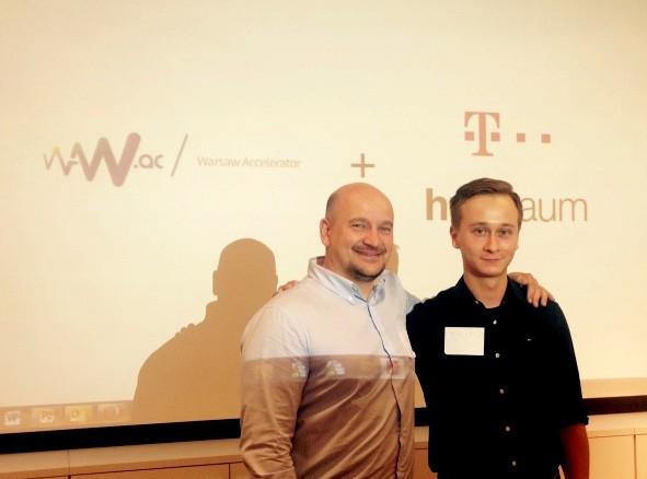 T-Mobile & hub:raum partnerami WAWac