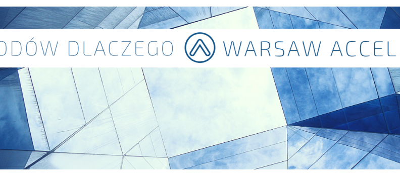 10 powodów, dla których warto aplikować do WAW.ac